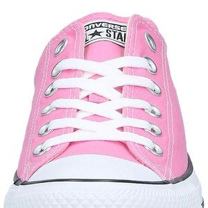 Used Converse all star low top women's shoes